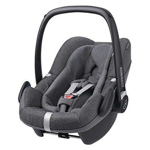 Preisvergleich Produktbild NEU Maxi-Cosi Babyschale (0-13 kg) PEBBLES PLUS Kindersitz Sitzschale mit i-Size / R129-Zulassung - Die Babyschale, die Dein Baby umarmt!