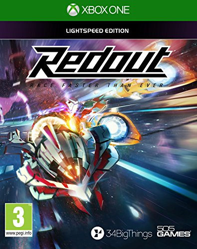 Redout Lightspeed Edition (Xbox One) Best Price and Cheapest