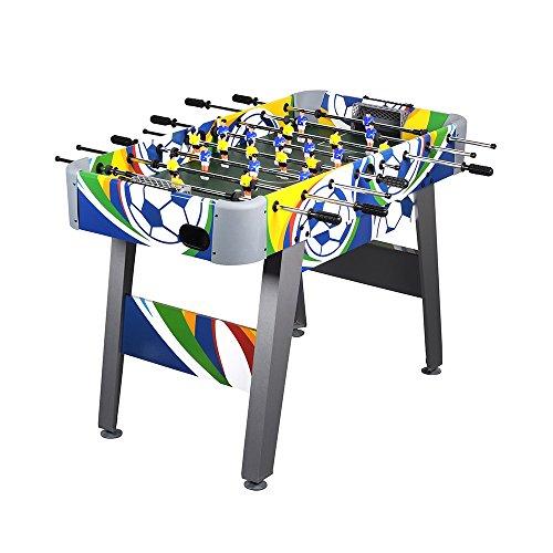 Win.max 4Ft mesa de fútbol de mesa de fútbol con gráficos de colores de venta caliente laminado