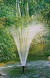 Garten-Teiche Springbrunnen-Set Aufsaetze Fontaenen Set Aufsatz Spring Brunnen Fontänen Aufsatz Pons-Fountain Kid 5112: Farbe: Set3-FH10-5115