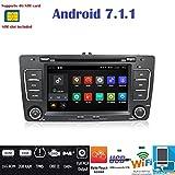 Android 7.14g LTE GPS DVD USB SD Wlan Bluetooth Autoradio 2Din NAVI Skoda Octavia/Skoda Yeti 2009, 2010, 2011, 2012