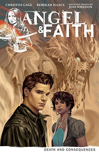 (Angel & Faith Volume 4: Death and Consequences)