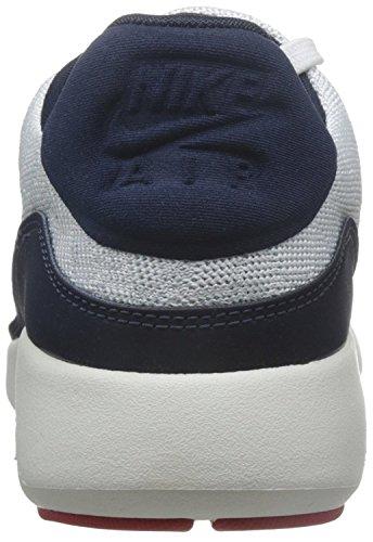 Nike Air Max Modern Flyknit, Scarpe da Ginnastica Uomo Sail/Obsidian-pure Platinum