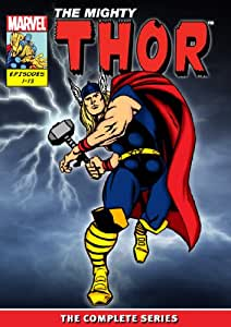 The Mighty Thor - 1966 Complete Series [DVD]