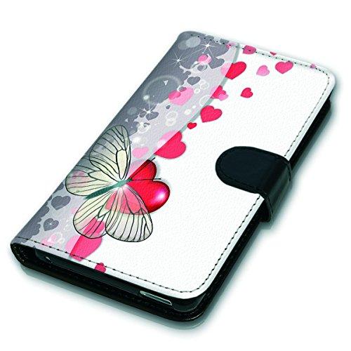 Wallet Book Style Flip Handy Tasche Case Schutz Hülle Schale Motiv Etui für Apple iPhone 6 Plus / 6S Plus - Variante UMV12 Design12 Design 12