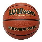 Wilson Sensation Basketball Größe 7 [braun]