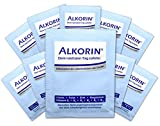 ALKORIN dem nächsten Tag zuliebe - Unterstützt die normale Leberfunktion mit Cholin - 10 Anwendungen - Mit Magnesium, Zink, Folat und Vitamin B1 + B2 + B3 + B5 + B6 + B12