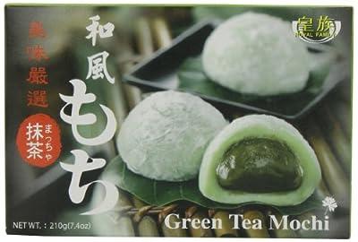 Mochi au thé vert par 6 - 210 g