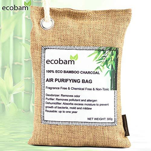 Eco-Friendly Bambus-Zahnbürsten-Set, 4 gravierte Zahnbürsten, 1 Bambus-Reiseetui, 1 Bambus-Zahnseide -