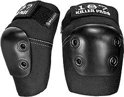 187 Killer Pads Slim Black Large Elbow Pads