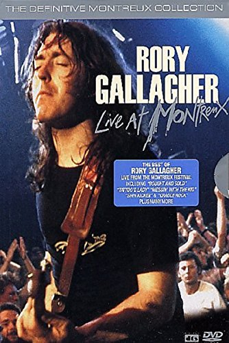 Rory Gallagher - Live at Montreux (1975-1994) [2 DVDs] Preisvergleich
