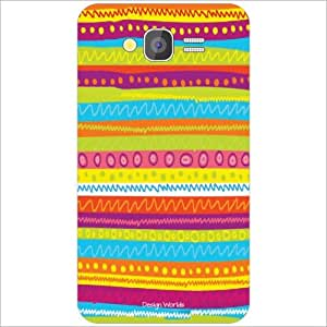 Design Worlds - Samsung Galaxy Grand 2 Designer Back Cover Case - Multicolo...