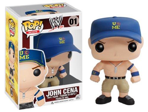Funko POP Vinyl WWE John Cena Blue Cap 3414