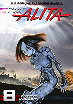 Battle Angel Alita Vol. 8 (English Edition)
