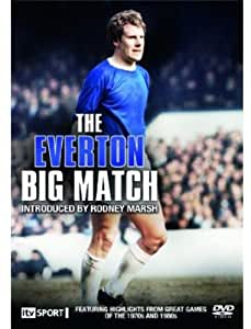 The Everton Big Match [DVD]