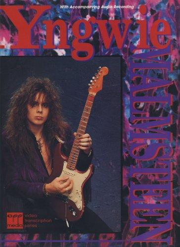 MALMSTEEN Yngwie - Guitar Style para Guitarra Tab (Inc.CD)