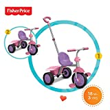 Fisher-Price 335-0233 - Dreiräder Glee, pink