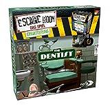 Noris Spiele 606101775 Escape Room Erweiterung The Dentist, nur mit dem Chrono Decoder Spielbar