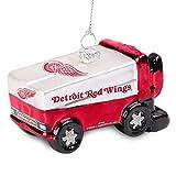 Boelter Brands NHL Detroit Red Wings Glitter Zamboni Ornament
