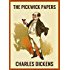 THE PICKWICK PAPERS (illustrated, complete, and unabridged)