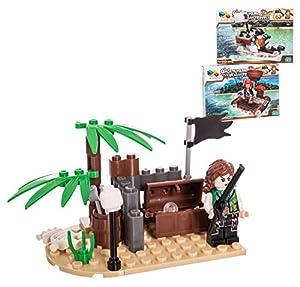 Juinsa-95372 Construcción Compatible Pirata (95372)
