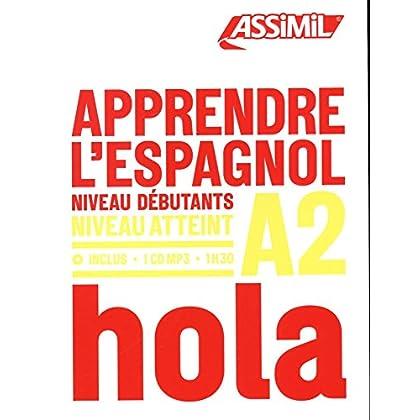 Apprendre l'Espagnol Niveau A2