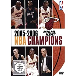 NBA Champions 2005-2006: Miami Heat [Alemania] [DVD]