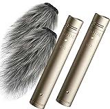Rode NT5MP par estéreo Micrófono Set + 2x Keepdrum ws04piel Protector de viento