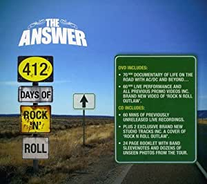 412 Days of Rock'n'Roll