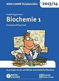MEDI-LEARN Skriptenreihe 2013/14: Biochemie im Paket - Isabel Eggemann, Harald Curth, Sebastian Fehlberg, Matti Adam, Nuh Rahbari, Moritz Sabrow, Christian Keil