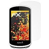atFoliX Schutzfolie für Garmin Edge 1030 Displayschutzfolie - 3 x FX-Antireflex blendfreie Folie