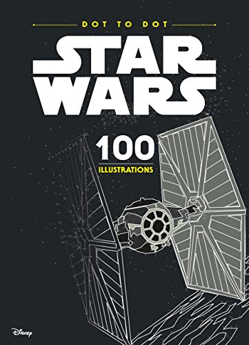 Preisvergleich Produktbild Star Wars: Dot To Dot: 100 Illustrations