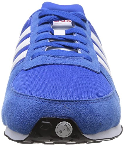 Adidas F97873, Running Homme Blue/White/Grey/Red