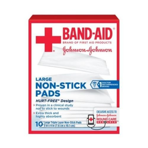 band-aid-first-aid-large-non-stick-pad-3-x-4-inch-240-per-case-by-johnson-johnson