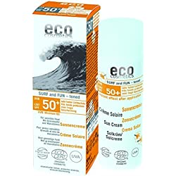 eco cosmetics Surf & Fun - Crema solare SPF 50+