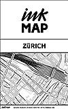 Inkmap Zürich - Karten für eReader, Sehenswürdigkeiten, Kultur, Ausgehen (German)