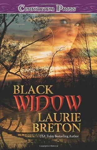 Black Widow by Laurie Breton (30-Dec-2007) Paperback