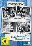 Astrid Lindgren - Kalle Blomquist, Rasmus & Co. (original schwarz-weiß Filme) [2 DVDs]