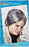 Best CC Costume Wigs - California Costumes 102760 Old Maid Wig - Gray Review