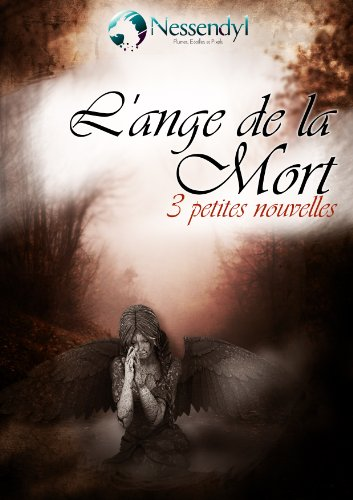 Couverture du livre Recueil de nouvelles : L'ange de la mort