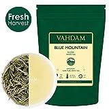 Tè bianco esotico in foglie dalle Montagne Blu – 100% puro tè bianco Nilgiri in edizione limitata, direttamente dalle piantagioni Glendale nel sud dell'India, RICCO DI ANTIOSSIDANTI (25 tazze), 50g