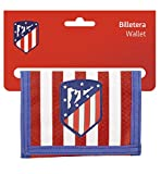 Atletico De Madrid 2018 Kreditkartenhülle, 12 cm, Rot (Rojo)