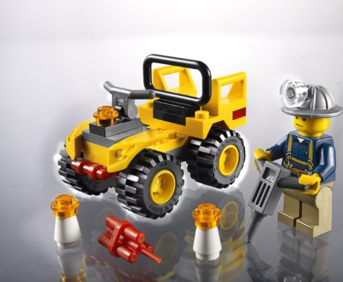 LEGO City: Mining Quad Establecer 30152 Bolsas