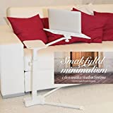 immagine prodotto Lounge-book White - Supporto per Notebook e Tablet