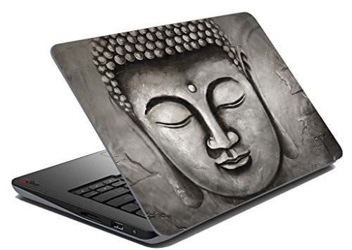 meSleep Buddha Laptop Skin ,Multicolor