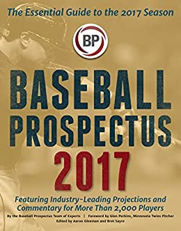 Baseball Prospectus 2017 di [Prospectus, Baseball]