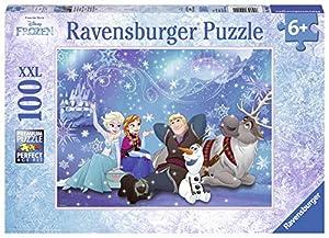 Ravensburger Frozen - El Encanto del Hielo, Rompecabezas de 100 Piezas 109111