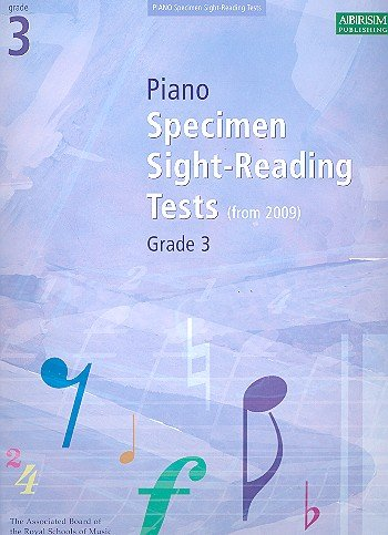 AB SIGHT READING TESTS PF GR 3