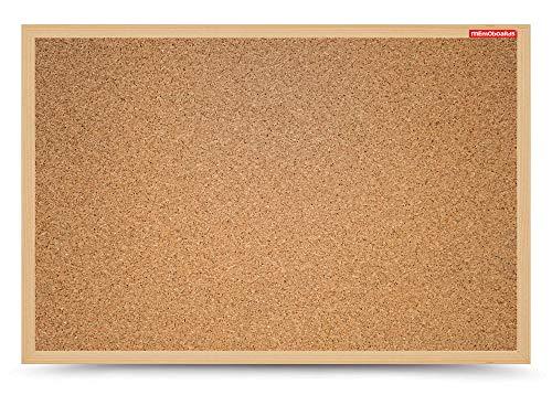 Cork Board - Tabla corcho marco madera 50 x 40 cm