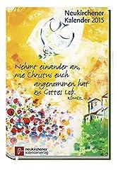 Neukirchener Kalender 2015. Buchausgabe im Pocketformat